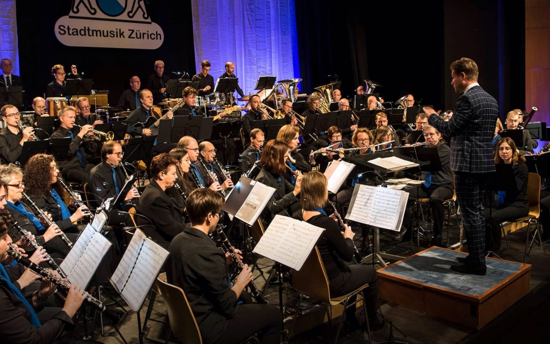 175 Jahre Stadtmusik Zürich